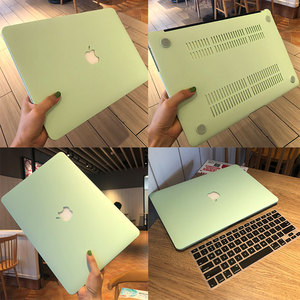 macbook apple computer protective shell pro notebook 13 inch air13.3 computer 15 accessories shell mac shell