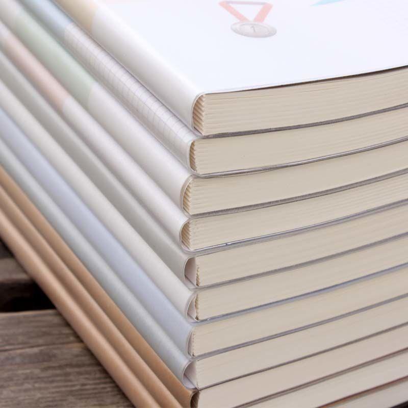 包邮520时尚办公学生A4大号加厚胶套笔记本日记本30行记事本批