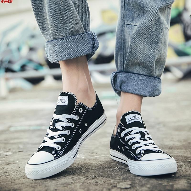 正品中匡威复帆布鞋男鞋 1970s经典款女低帮联名高帮学生板鞋子潮