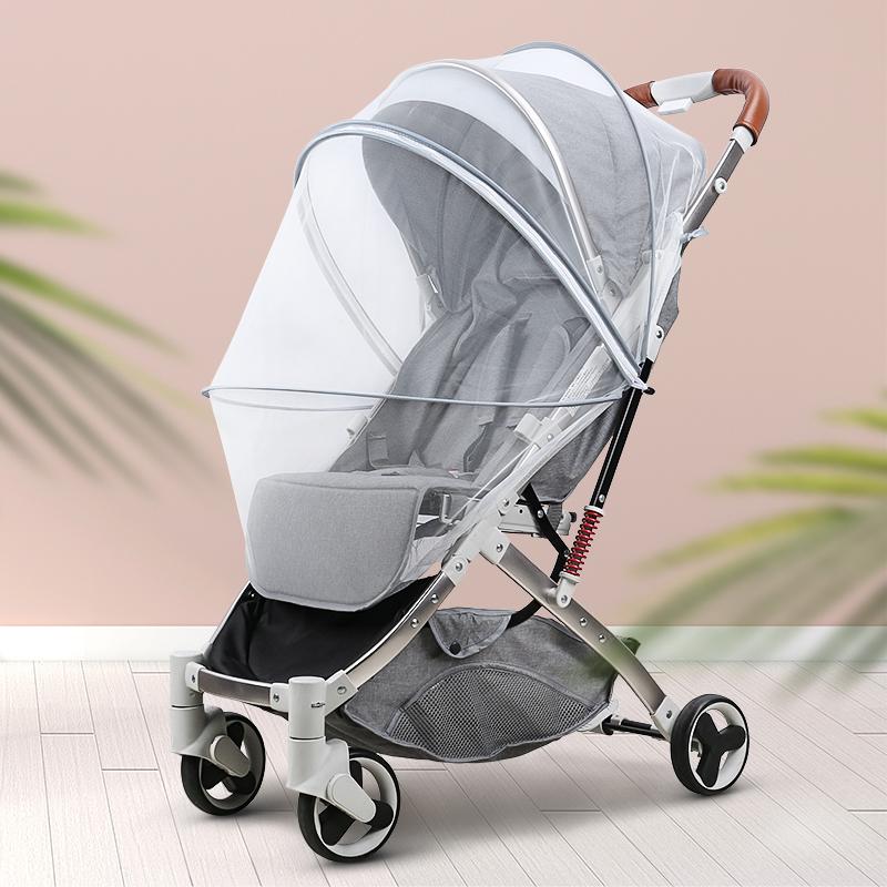 点击查看商品:婴儿手推车蚊帐通用全罩式宝宝防蚊罩加密小孩儿童bb车纱罩可折叠