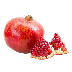 Sichuan Huili Pomegranate Authentic Great Liangshan Red Heart Green Peel Sweet Pomegranate Fresh Fruit Seasonal Carton About 10 Kg