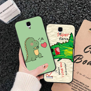 Red rice note mobile phone case hmnote1s holder N0TE1lte protective cover. SCT anti-fall 1TD cartoon note soft rubber hm note 1lte creative SCT / W / 1TD2014910 men and women