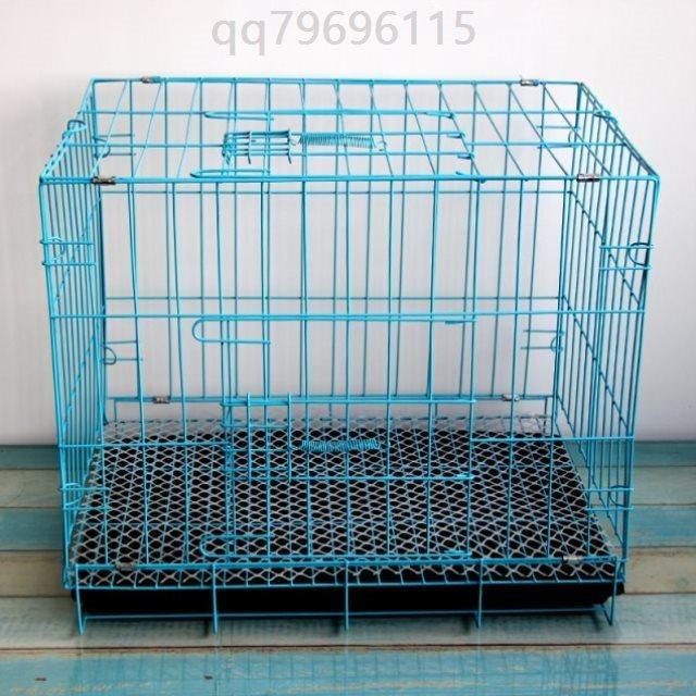 ~猫笼家用室内小号猫笼子大猫笼别墅狗笼加粗加固室外底盘房子。