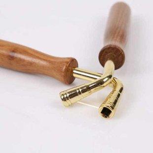 古筝调音扳手古筝扳手通用实木上弦扳手古筝调音器专用扳手图片