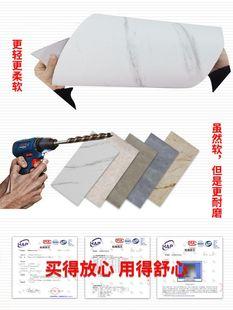 仿瓷砖背景墙贴自粘墙壁纸厨房地贴卫生间墙面地面防水翻新装饰板