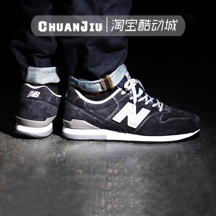 NEW BALANCE/NB996系列元祖灰男女运动休闲复古鞋情侣MRL996EM DG