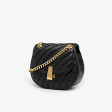Small MK piggy bag women's bag 2019 new fashionable all-around one shoulder messenger high-level French small chain bag