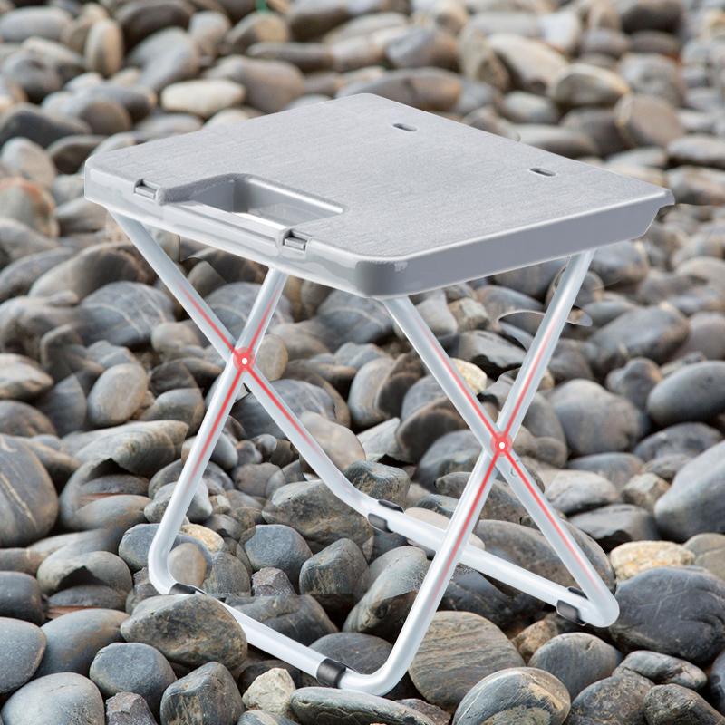 户外折叠椅子超轻便携式火车春运无座神器写生钓鱼马扎简易小板凳