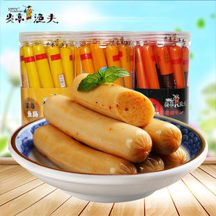 炎亭渔夫深海鱼肠420g*1罐
