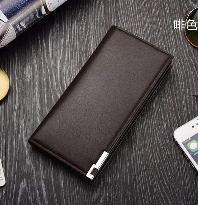 2017新款男士短款钱包韩版潮流时尚横款钱包男式钱夹竖款卡包包邮