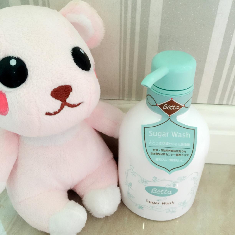 [现货]包邮!日本进口betta奶瓶餐具氨基酸系清洗剂清洁液 400ml