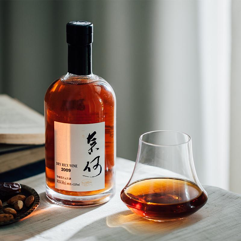 【国货之光】会稽山黄酒  奈何2009冬酿 干型绍兴黄酒冬酿元红酒