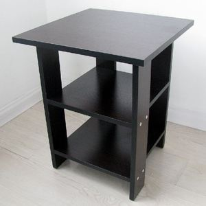 Rental square table small coffee table storage table modern minimalist small table office furniture water dispenser small square table white