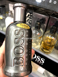 限量新款雨果波士Hugo Boss Bottled Man of Today男士香水100ml