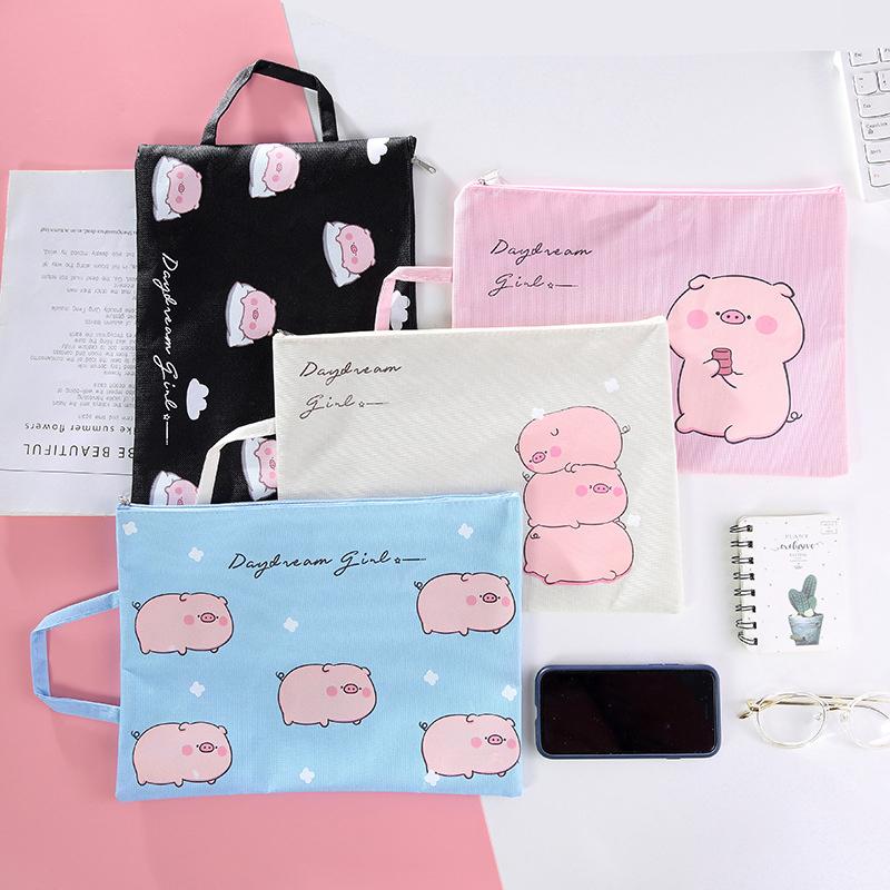 创意文具可爱猪猪儿童礼品创意初中生个性实用送小学生奖励小礼品