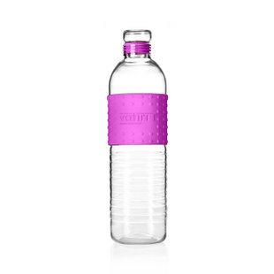 【转卖】正品vatiri乐怡耐热玻璃瓶手工透明矿泉水瓶二代糖果水瓶图片