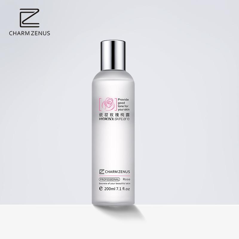 瓷妆玫瑰纯露 天然补水保湿收缩毛孔喷雾爽肤水滋润护肤水化妆水