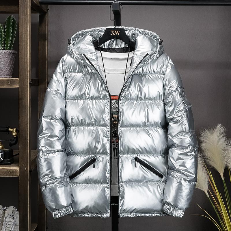 2020冬季棉衣男士韩版潮流加厚连帽棉服棉袄面包服外套M1968-P90