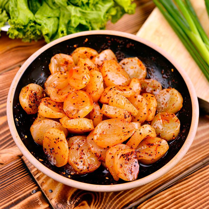 王小凤呱呱甘肃名小吃 地方特色特产食品美食擀面皮 凉皮5份装