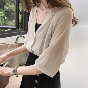 短袖女夏装新款韩版加肥加大码