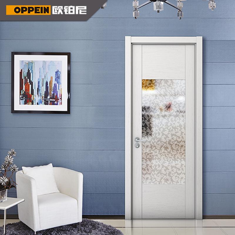 欧派欧铂尼致远木门定制复合实木门定制卫生间厨房玻璃门室内