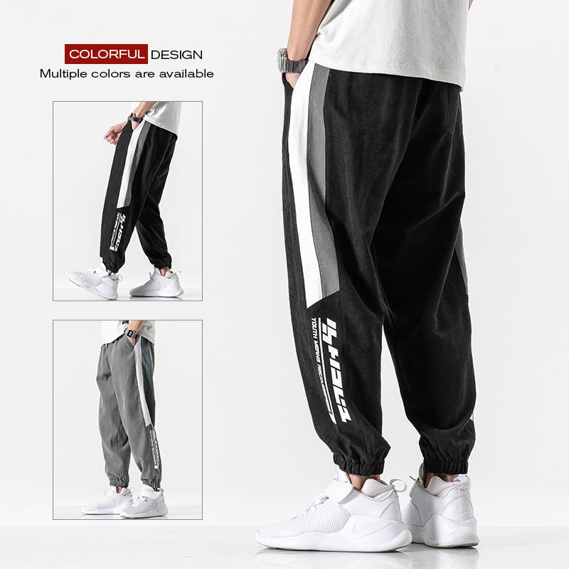【潮牌时尚】【设计师款】m-8xl休闲裤
