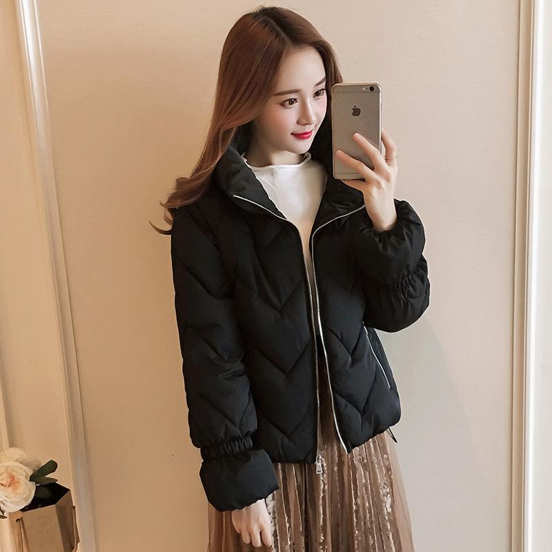 冬装棉衣服面包服女短款ins加厚小棉袄2018新款韩版学生冬季外套