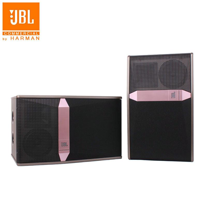 JBL KI510三分频10寸卡包音箱家庭ktv卡啦ok酒吧专业音响会议套装