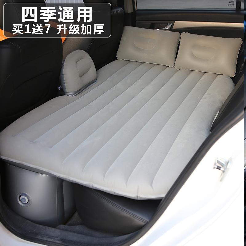 车载充气床垫车震床成人SUV轿车中汽车用自驾游旅行后排睡垫用品