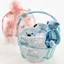 Moomoma Baby Gift Box, Baby Clothes Suit, Uniform Clothes, Hat Clothes, Climbing Clothes, Neonatal Supplies, Full Moon Gifts