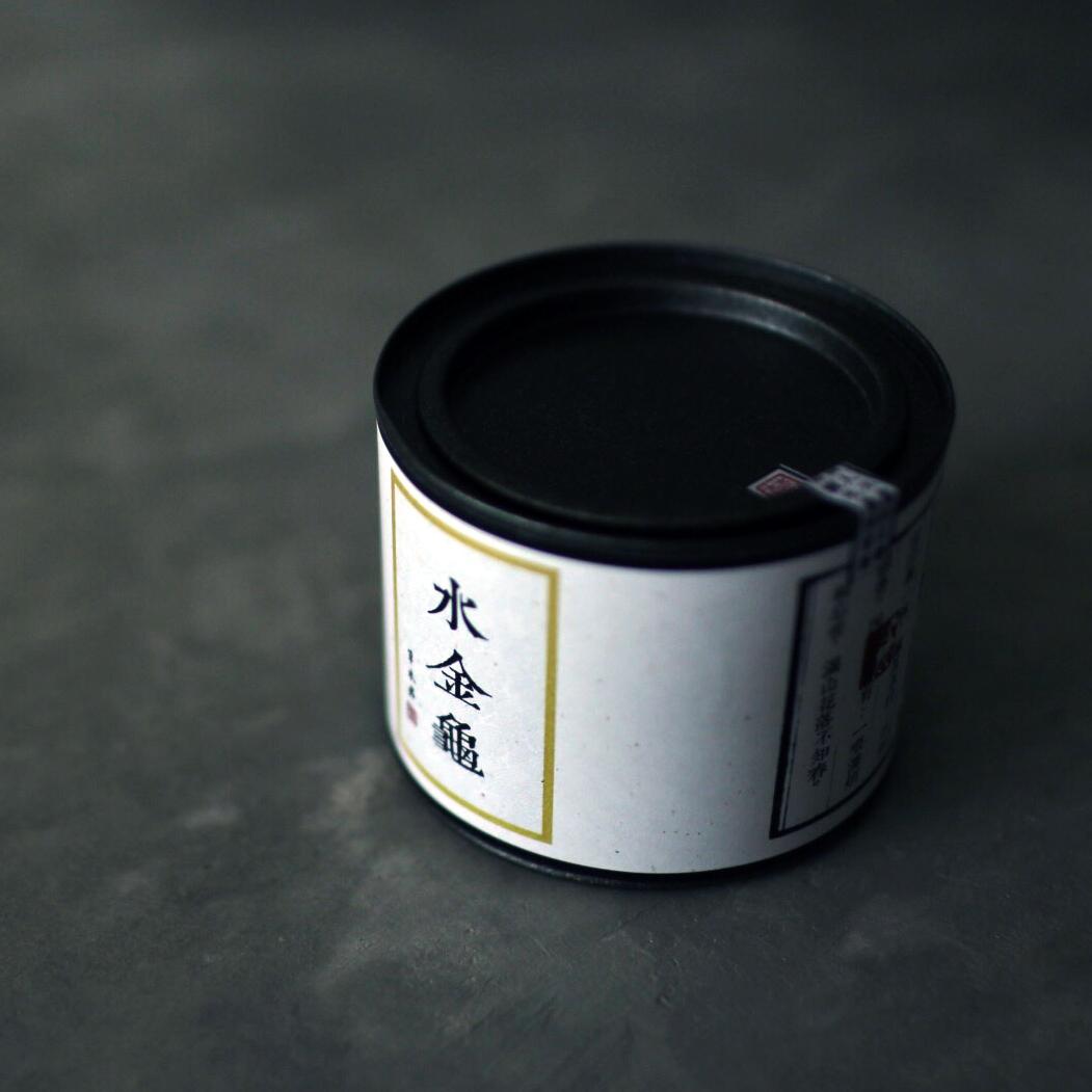 草木君 2017新茶 武夷岩茶 私房茶 正岩水金龟 四大名枞 50g
