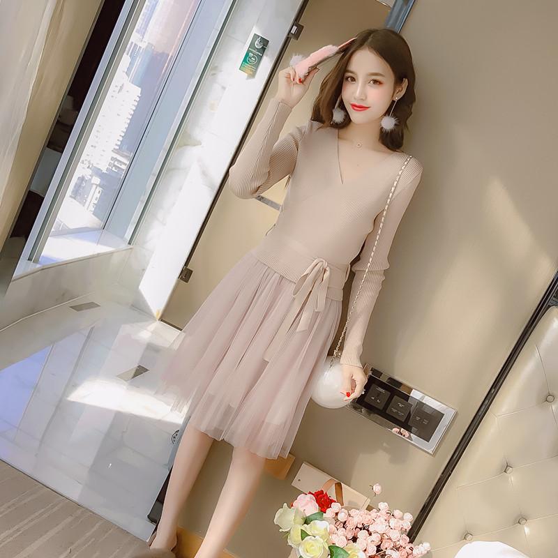 潇香妃长袖连衣裙用户评价如何,价格贵吗