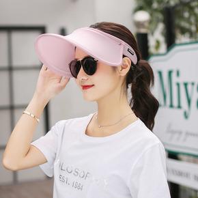骑车防晒太阳帽遮阳帽防紫外线帽子