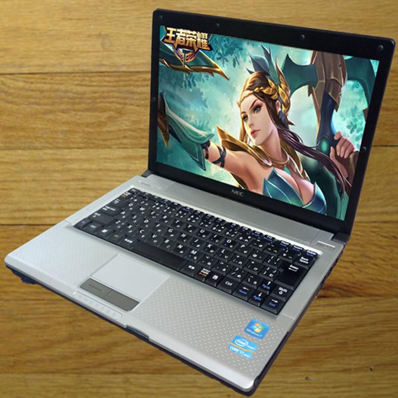 12寸nec笔记本电脑轻薄便携学生游戏本手提电脑商务办公上网本i5