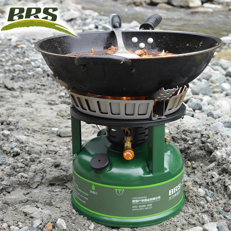 兄弟BRS-7大力神汽油炉柴油炉野炊野外户外炉具防风自驾游猛火炉