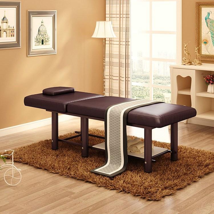 八腿加固便携式可折叠家用按摩床推拿理疗床折叠美容床美体理疗床