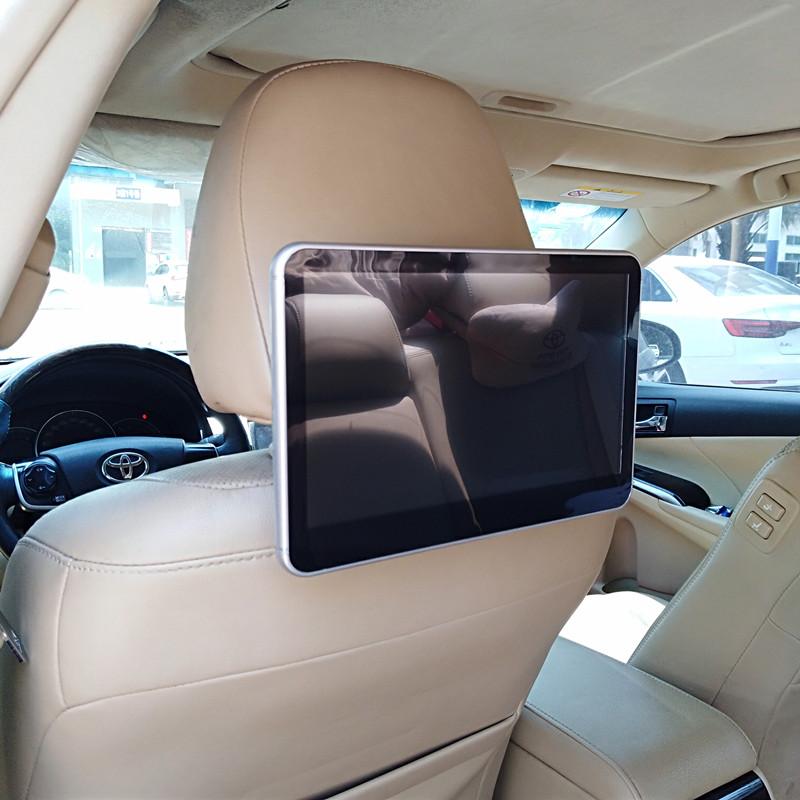 10.1寸汽车用车载1080P触屏头枕电视外挂MP5蓝牙显示器手机投同屏