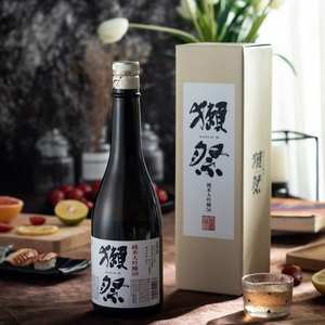 Genuine special offer #Japan imported otter festival 50 sake, wine shochu, five cuts of pure rice, big Yin sake, 720ml