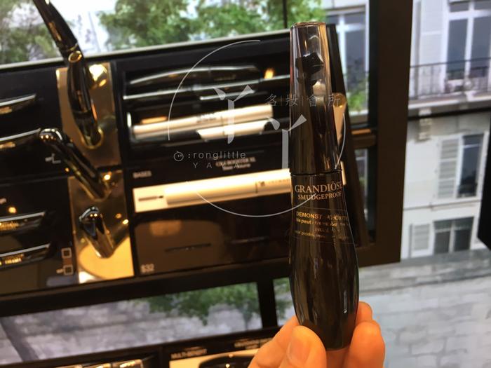 韩国专柜 兰蔻天鹅颈睫毛膏10G 浓密卷翘防晕染持久定型