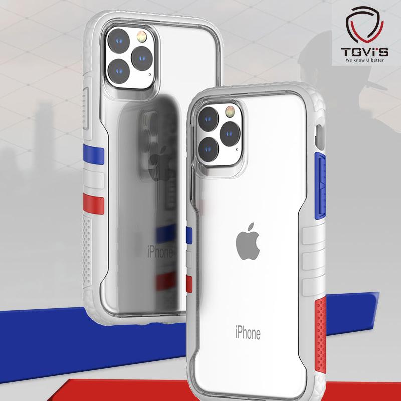 TGVI'S苹果ProMax手机壳iPhone11保护套nmd全包防摔透明硅胶壳5.8