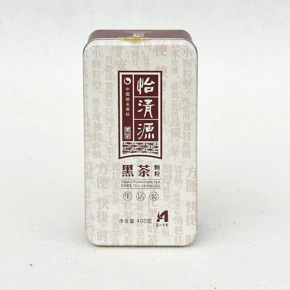 湖南安化黑茶 陈年好黑茶 怡清源400g茯砖颗粒直泡方便装 热卖