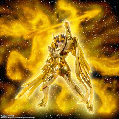 万代 圣斗士 圣衣神话 ex 海皇篇 射手座 星矢 黄金圣衣 预定