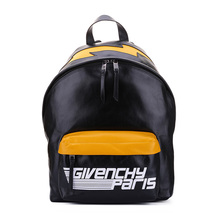 Givenchy/Givenchy Men's Black Cowskin Medium Size Shoulder Backpack BK501MK New Spot
