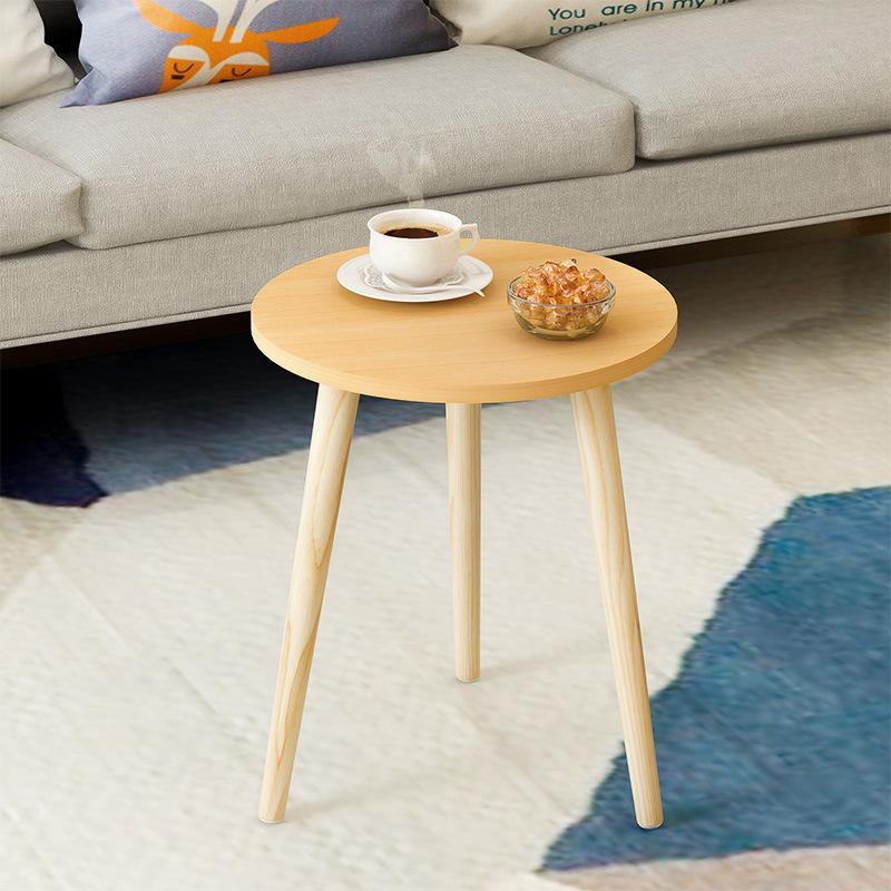 其他简易桌简约茶几桌子卧室办公现代实木小户型客厅户外其它桌类