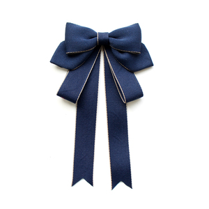 New Korean Bow Tie Bow Rope Women's Collar Flower Academy Wind Streamer Free JK Bow Tie Bow Tie Sailor Suit