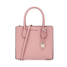 MK women's bag 2019 new model, the same type MERCER small organ package shoulder shoulder bag.