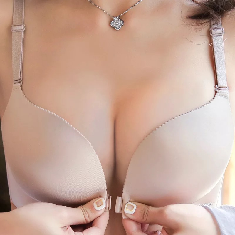 XianNasha先纳莎[New Year Carnival] gather without steel ring comfortably adjust underwear female bra without trace