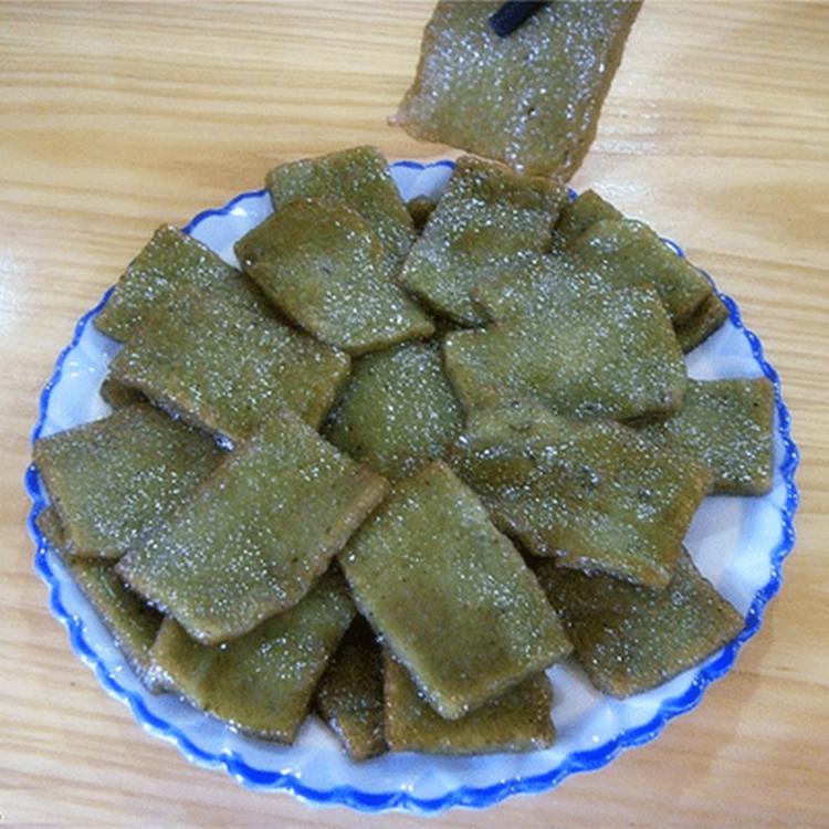 衢州特产廿八都铜锣糕现场制作定制产品