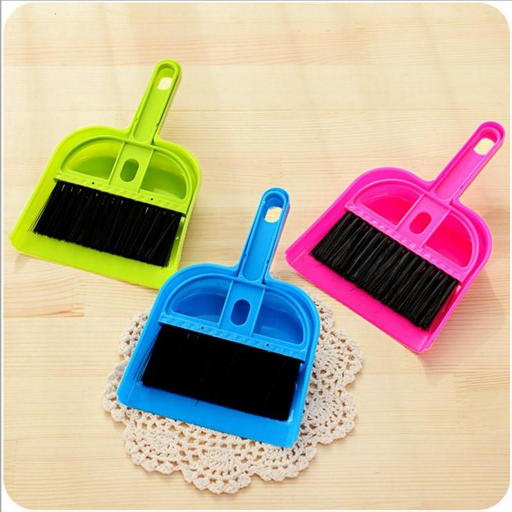 组合小号台式桌面小扫把风扇簸箕清洁清理家用通用套装小型扫把