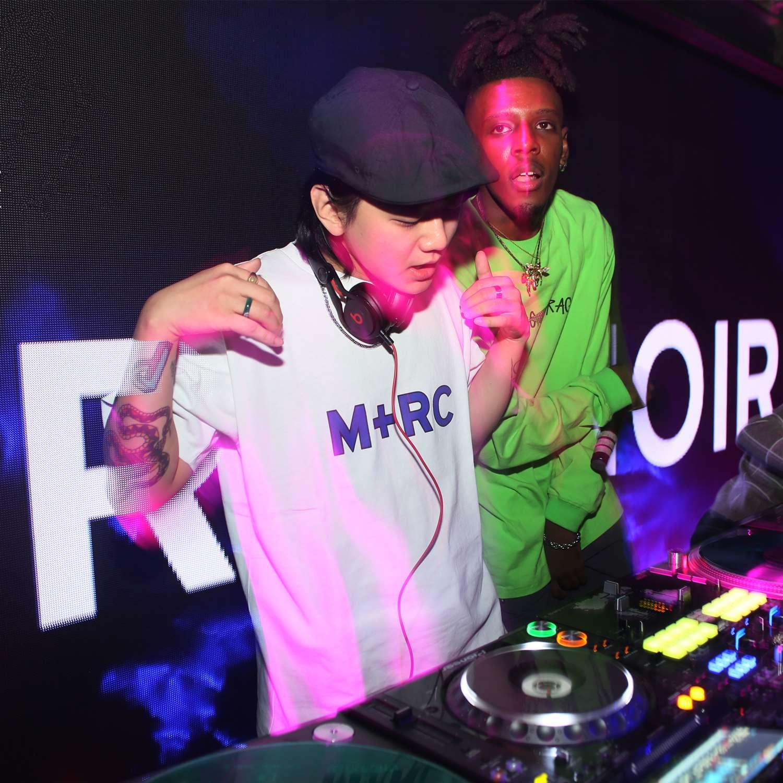 【现货】【M+RC NOIR】OUTLINE T-SHIRT 新款LOGO TEE 三色